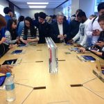 iPhone6/6Plusレビュー!シドニーのアップルストアで実機をさわってきました!
